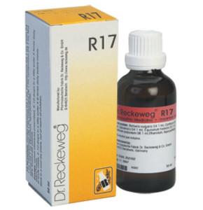 "R17 RECKEWEG ד""ר רקווג טיפות"