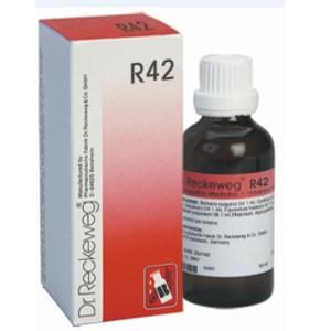 "R42 reckeweg ד""ר רקווג טיפות"