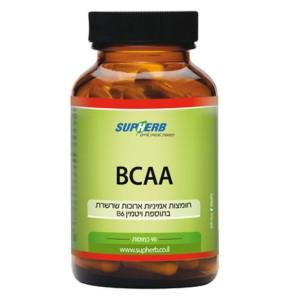 BCAA חומצות אמיניות ארוכות שרשרת סופהרב