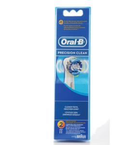 ראשי מילוי למברשת חשמלית אוראל בי Precision Clean 2 יחידות
