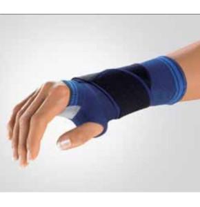 חבק שורש כף היד ללא סד בורט BORT Wrist Support with Thumb Opening