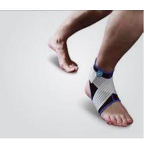 קרסוליה עם נועל עקב נאופרן, ללא סיליקון פורטונה Neoprene Ankle Support With Heel Lock
