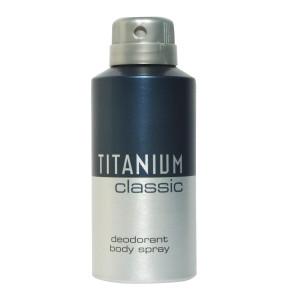 טיטניום קלאסיק ספריי גוף קלאסי TITANIUM CLASSIC