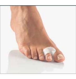 מפריד בוהן + טבעת בורט PediSoft Toe Spreader With Ring