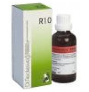 "DR. RECKEWEG R10 ד""ר רקווג טיפות הומיאופתיות"
