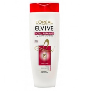 שמפו+מרכך אלביב טוטאל ריפר 5 L'OREAL Elvive Total Repair Shampoo&Conditioner