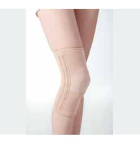 מגן ברך עם טבעת סיליקון תמיכה כפולה | EUNICE MED Knee Support With Silicone pad