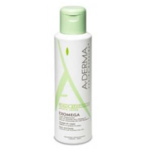 שמן ניקוי לרחצה אדרמה אקסאומגה Exomega Shower Cleansing Oil With Omega 6