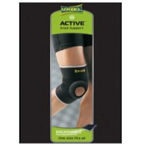 מגן ברך עם תמיכה URIEL Active Knee Support אוריאל
