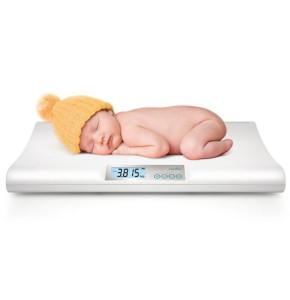 משקל דיגיטלי ביתי לתינוק נוביטה | Nuvita איטליה