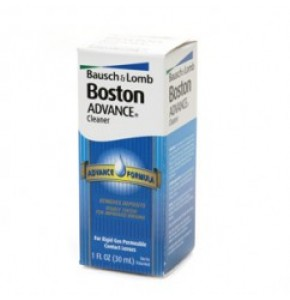 בוסטון סבון לחיטוי עדשות מגע קשות | Boston Cleaner Contact Lenses