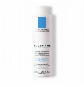 טולריאן דרמו-קלינסר תחליב לניקוי העור והעיניים ולהסרת איפור LA ROCHE POSAY Toleriane Dermo Cleanser לה רוש פוזה