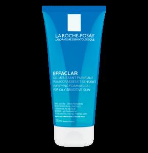 EFFACLAR GEL אפקלאר ג'ל מקציף לניקוי עור פנים שמן ורגיש לה רוש פוזה