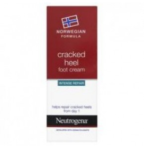 קרם לכף רגל סדוקה ויבשה ניוטרוג'ינה NEUTROGENA Cracked Heel Foot Cream