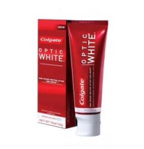 קולגייט אופטיק ווייט משחת שיניים Optic White Toothpase