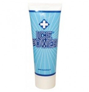 "אייס פאוור ICE POWER ג'ל | 150 מ""ל"