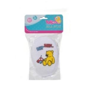 טוליפס ספוג רחצה רך לתינוק Baby Bath Soft Sponge