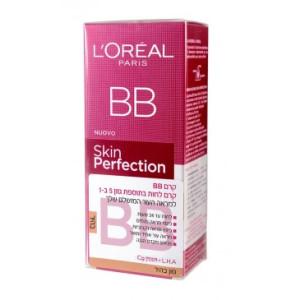 קרם BB סקין פרפקשן גוון בהיר L'OREAL Skin Perfection SPF25