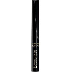אייליינר L'OREAL Super Liner Black Lacquer