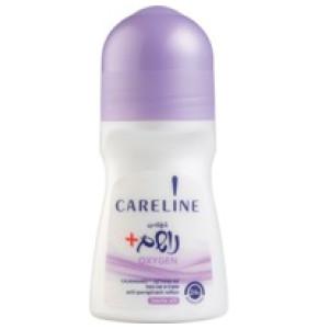 קרליין דאודורנט רול און נושם אוקסיג'ן   CARELINE Oxygen Roll On Deodorant