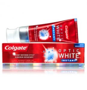 קולגייט משחת שיניים אופטיק וייט אינסטנט להלבנה   COLGATE Optic White Instant