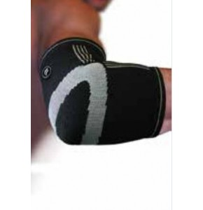 שרוול אלסטי למרפק ללא סיליקון פרמיום פורטונה | Premium Elasticated Elbow Support