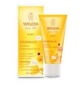 קרם קלנדולה לחורף WELEDA Calendula Weather Protection Cream וולדה