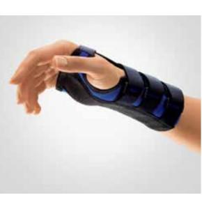 חבק שורש כף היד עם סד ללא אגודל בורט Wrist Support with Aluminium Splint