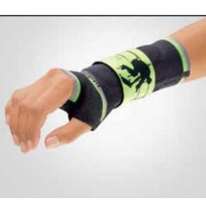 ManuBasic Sport   חבק שורש כף היד עם סד ללא אגודל - Sport BORT