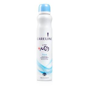 קרליין דאודורנט ספריי נושם אקווה | CARELINE Aqua Deodorant Spray