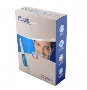 סילונית סופר איזי | סילון מים לניקוי יסודי של השיניים וחלל הפה