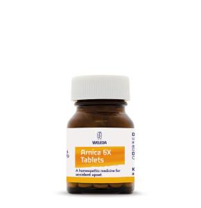 ארניקה 6 טבליות הומאופטיות לבליעה WELEDA Arnica וולדה