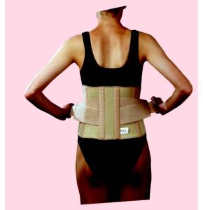 חגורת גב עצמות חומה אסא | ASSA Lumbo Sacral Belt Back Support