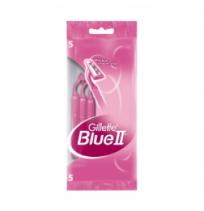 סכיני גילוח לנשים חד פעמיים ג'ילט Gillette Blue 2