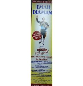 Email Diamant אימייל דיאמנט - משחת שיניים אדומה עם תוספת הלבנה לשיניים