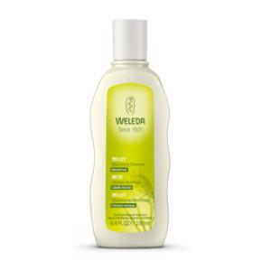 """שמפו דוחן לריכוך וברק לשיער רגיל - 190 מ""""ל של וולדה WELEDA"""
