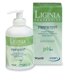 ליגיניה פרוטקטיב - סבון נוזלי אינטימי לנשים לשימוש יומיומי | LIGINIA PROTECTIVE