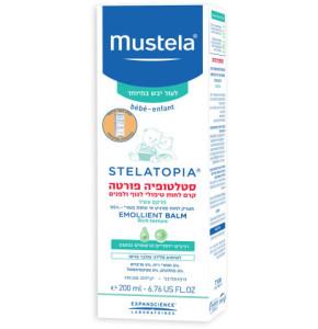 סטלטופיה פורטה קרם לחות טיפולי מוסטלה | MUSTELA Stelatopia Forte Cream