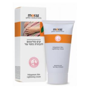 קרם פוליגונום להבהרת כתמי עור MORAZ Polygonum Skin Lightening Cream מורז