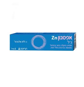 אפטגון Zn ג'ל aphtagone gel