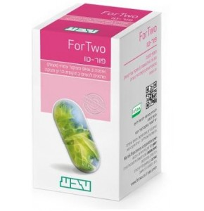 פור-טו אומגה 3 טבע עבור נשים בתקופת ההריון וההנקה | For Two