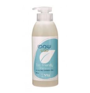 שמפו טבעי ואקולוגי ללא SLS ונטול כימיקלים כליל
