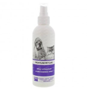 תרסיס יומי להברקת פרווה לכלב ולחתול Frontline pet care Hydrating Spray