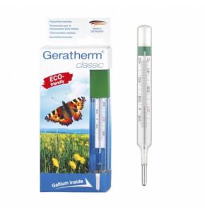 מד חום אקולוגי ללא כספית 100% דיוק | Geratherm Classic Thermometer