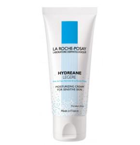 הידראן לייט קרם לחות לפנים לעור רגיל עד מעורב ורגיש LA ROCHE POSAY Hydreane Light Moisturizing Cream לה רוש פוזה