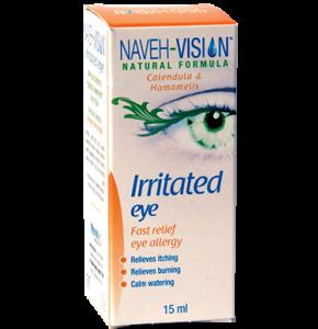 נווה ויז'ן טיפות | Naveh-Vision Irritated Eye
