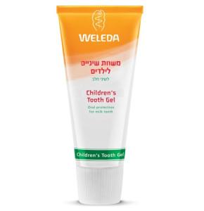 משחת שיניים וולדה לילדים WELEDA