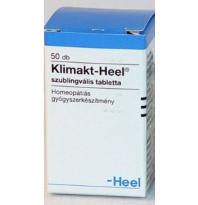 קלימאקט-היל טבליות הומאופטיות   Klimakt-Heel