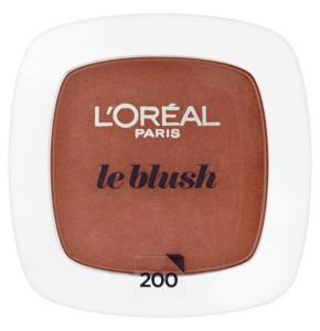 סומק 200 גולדן אמבר לוריאל | L'OREAL Le Blush Golden Amber 200