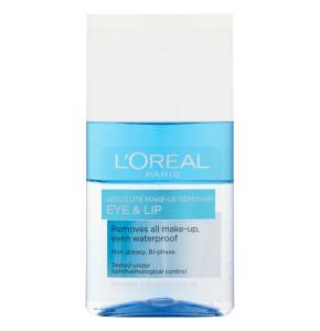 מסיר איפור עדין כולל לעיניים ולשפתיים | L'Oreal Dermo-Expertise Gentle Make-Up Remover לוריאל דרמו